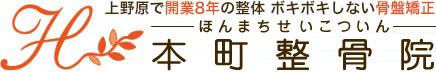 上野原の本町整骨院